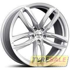 Легковой диск GMP Italia ATOM POL/SIL - Интернет магазин шин и дисков по минимальным ценам с доставкой по Украине TyreSale.com.ua