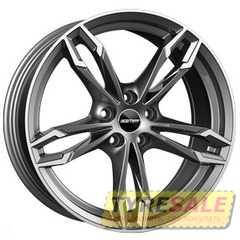 Легковой диск GMP Italia DEA POL/GME - Интернет магазин шин и дисков по минимальным ценам с доставкой по Украине TyreSale.com.ua