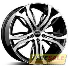 Легковой диск GMP Italia DYNAMIK POL/BLK - Интернет магазин шин и дисков по минимальным ценам с доставкой по Украине TyreSale.com.ua