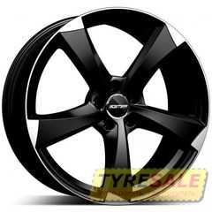 Легковой диск GMP Italia ICAN POL/SBL - Интернет магазин шин и дисков по минимальным ценам с доставкой по Украине TyreSale.com.ua