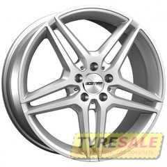 Легковой диск GMP Italia MYTHOS SIL - Интернет магазин шин и дисков по минимальным ценам с доставкой по Украине TyreSale.com.ua