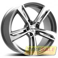Легковой диск GMP Italia PAKY POL/GME - Интернет магазин шин и дисков по минимальным ценам с доставкой по Украине TyreSale.com.ua