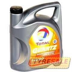 Купить Моторное масло TOTAL QUARTZ Energy 9000 5W-30 (5л)