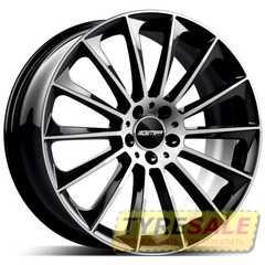 Легковой диск GMP Italia STELLAR POL/BLK - Интернет магазин шин и дисков по минимальным ценам с доставкой по Украине TyreSale.com.ua