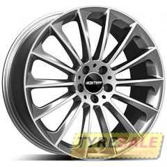 Легковой диск GMP Italia STELLAR POL/GME - Интернет магазин шин и дисков по минимальным ценам с доставкой по Украине TyreSale.com.ua