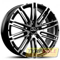 Легковой диск GMP Italia TARGA POL/BLK - Интернет магазин шин и дисков по минимальным ценам с доставкой по Украине TyreSale.com.ua