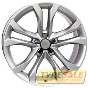 Купить WSP ITALY Seattle W563 Silver R18 W8 PCD5x112 ET40 DIA66.6