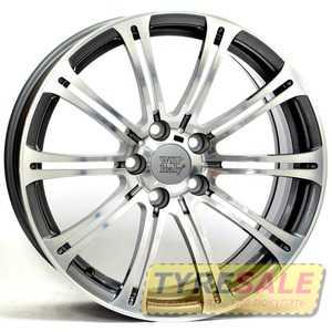 Купить WSP ITALY M3 Luxor W670 (Ant.Pol.) R19 W8.5 PCD5x120 ET34 DIA72.6 8,5 19 Luxor W670 5 120 34 72,6
