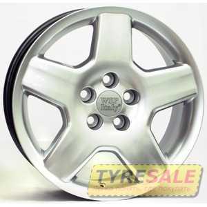 Купить WSP ITALY W2651 (HYP.SIL. - Гипер серебро) R18 W7.5 PCD5x114.3 ET35 DIA60.1
