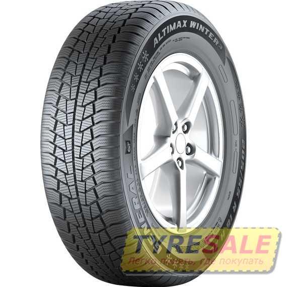 Купить зимняя шина GENERAL TIRE ALTIMAX WINTER 3 155/65R14 75T