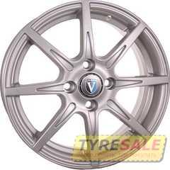 Легковой диск TECHLINE 1508 SL - Интернет магазин шин и дисков по минимальным ценам с доставкой по Украине TyreSale.com.ua
