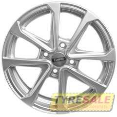Легковой диск TECHLINE 667 S - Интернет магазин шин и дисков по минимальным ценам с доставкой по Украине TyreSale.com.ua