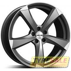 Легковой диск GMP Italia ICAN POL/MGM - Интернет магазин шин и дисков по минимальным ценам с доставкой по Украине TyreSale.com.ua