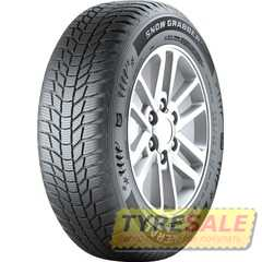 Купить Зимняя шина GENERAL TIRE Snow Grabber Plus 255/50R19 107V