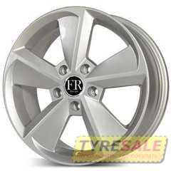 Легковой диск REPLICA Skoda D5113 Silver - Интернет магазин шин и дисков по минимальным ценам с доставкой по Украине TyreSale.com.ua