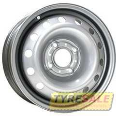 Легковой диск STEEL SDT U4085 Silver - Интернет магазин шин и дисков по минимальным ценам с доставкой по Украине TyreSale.com.ua