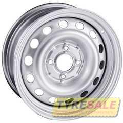 Легковой диск STEEL TREBL 64E45H Silver - Интернет магазин шин и дисков по минимальным ценам с доставкой по Украине TyreSale.com.ua