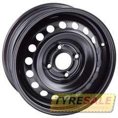 Легковой диск STEEL TREBL 64E45M BLACK - Интернет магазин шин и дисков по минимальным ценам с доставкой по Украине TyreSale.com.ua