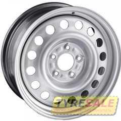 Легковой диск STEEL TREBL 64G48L Silver - Интернет магазин шин и дисков по минимальным ценам с доставкой по Украине TyreSale.com.ua