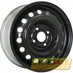 Легковой диск STEEL TREBL 7250T BLACK - Интернет магазин шин и дисков по минимальным ценам с доставкой по Украине TyreSale.com.ua