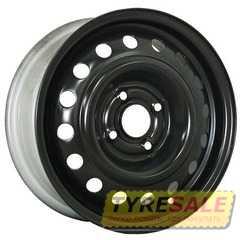 Купить Легковой диск STEEL TREBL 8067T BLACK R16 W6.5 PCD5x114.3 ET45 DIA64.1