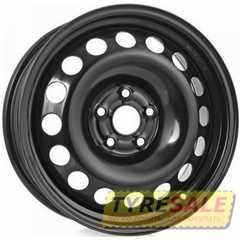 Легковой диск STEEL TREBL 9165T BLACK - Интернет магазин шин и дисков по минимальным ценам с доставкой по Украине TyreSale.com.ua