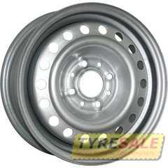 Легковой диск STEEL TREBL 9487T Silver - Интернет магазин шин и дисков по минимальным ценам с доставкой по Украине TyreSale.com.ua