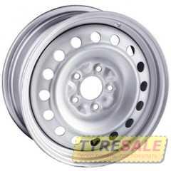 Легковой диск STEEL TREBL 9685T Silver - Интернет магазин шин и дисков по минимальным ценам с доставкой по Украине TyreSale.com.ua