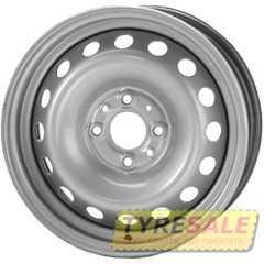 Легковой диск STEEL TREBL 9987T Silver - Интернет магазин шин и дисков по минимальным ценам с доставкой по Украине TyreSale.com.ua