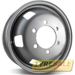 Грузовой диск STEEL TREBL LT2883D Silver - Интернет магазин шин и дисков по минимальным ценам с доставкой по Украине TyreSale.com.ua