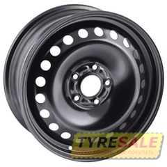 Легковой диск STEEL TREBL X40008 BLACK - Интернет магазин шин и дисков по минимальным ценам с доставкой по Украине TyreSale.com.ua