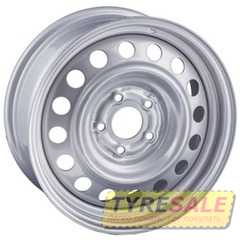 Легковой диск STEEL TREBL X40010 Silver - Интернет магазин шин и дисков по минимальным ценам с доставкой по Украине TyreSale.com.ua