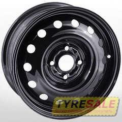 Легковой диск STEEL TREBL X40039 BLACK - Интернет магазин шин и дисков по минимальным ценам с доставкой по Украине TyreSale.com.ua