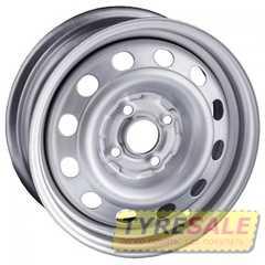 Легковой диск STEEL TREBL X40048 Silver - Интернет магазин шин и дисков по минимальным ценам с доставкой по Украине TyreSale.com.ua