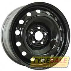 Купить Легковой диск STEEL TREBL X40054 BLACK R16 W6 PCD5x114.3 ET43 DIA67.1