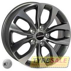 Легковой диск REPLICA KIA TL5609 GMF - Интернет магазин шин и дисков по минимальным ценам с доставкой по Украине TyreSale.com.ua