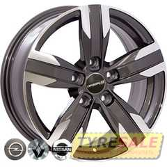 Легковой диск REPLICA HYUNDAI FR784 GMF - Интернет магазин шин и дисков по минимальным ценам с доставкой по Украине TyreSale.com.ua