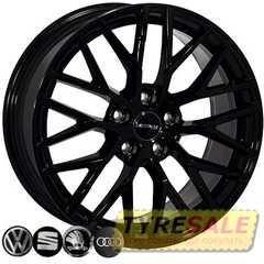 Легковой диск ZF TL1420NW BLACK - Интернет магазин шин и дисков по минимальным ценам с доставкой по Украине TyreSale.com.ua