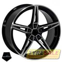 Легковой диск REPLICA BMW 5009 BMF - Интернет магазин шин и дисков по минимальным ценам с доставкой по Украине TyreSale.com.ua