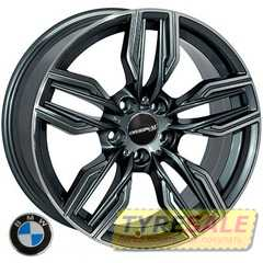 Легковой диск REPLICA BMW QC5150 GMF - Интернет магазин шин и дисков по минимальным ценам с доставкой по Украине TyreSale.com.ua