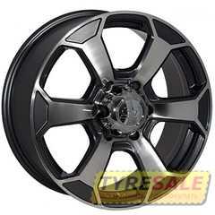 Легковой диск ZW 7646 EP - Интернет магазин шин и дисков по минимальным ценам с доставкой по Украине TyreSale.com.ua