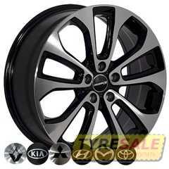 Легковой диск TRW Z1212 BMF - Интернет магазин шин и дисков по минимальным ценам с доставкой по Украине TyreSale.com.ua