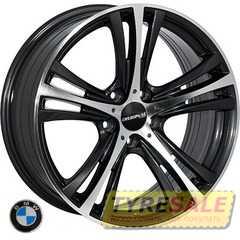 Легковой диск ZF FR997 GMF - Интернет магазин шин и дисков по минимальным ценам с доставкой по Украине TyreSale.com.ua