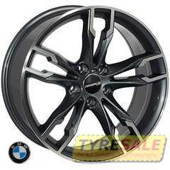 Легковой диск REPLICA BMW BK5255 GP - Интернет магазин шин и дисков по минимальным ценам с доставкой по Украине TyreSale.com.ua