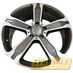 Легковой диск REPLAY MR146 GMF - Интернет магазин шин и дисков по минимальным ценам с доставкой по Украине TyreSale.com.ua