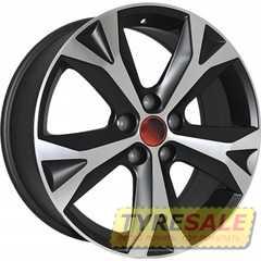 Легковой диск REPLICA LegeArtis LX57 MBF - Интернет магазин шин и дисков по минимальным ценам с доставкой по Украине TyreSale.com.ua