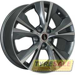 Легковой диск REPLICA LegeArtis LX61 GMF - Интернет магазин шин и дисков по минимальным ценам с доставкой по Украине TyreSale.com.ua