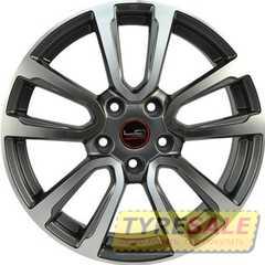 Легковой диск REPLICA LegeArtis NS123 GMF - Интернет магазин шин и дисков по минимальным ценам с доставкой по Украине TyreSale.com.ua