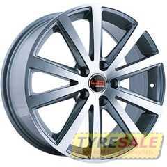 Легковой диск REPLICA LegeArtis VV19 GMF - Интернет магазин шин и дисков по минимальным ценам с доставкой по Украине TyreSale.com.ua