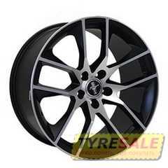 Легковой диск REPLICA MUS5061 MBF - Интернет магазин шин и дисков по минимальным ценам с доставкой по Украине TyreSale.com.ua